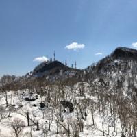 手稲山一周登山