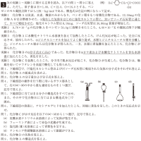 名古屋市立大学・医学部・化学 3