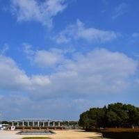 海の中道海浜公園からp1(D5500、18-140mm)