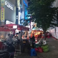 釜山1日目 ~ホットックのおいしい屋台!~
