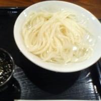 """『麺通団』""""かすうどん""""と""""冷やしうどん"""""""