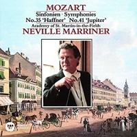 ◇クラシック音楽CD◇ネヴィル・マリナー指揮アカデミー室内管弦楽団のモーツァルト:交響曲「ジュピター」「ハフナー」