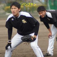 【祝】石川柊太くん、プロ初先発で初勝利♪