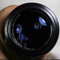 ����529�¡�NIKKOR-Q Auto 135mm f2.8  No.141996�����ޥ�����̤˥ͥ���̵��������