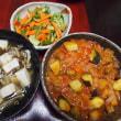 豆腐ときのこ煮