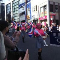 警察パレード