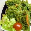 食物繊維が豊富な「アーサー天ぷら」