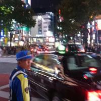 ハロウィンで渋谷が大変なことに。