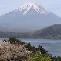 ぶらり旅・本栖湖(山梨県南都留郡富士河口湖町)