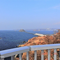 絵鞆岬 周辺の景色
