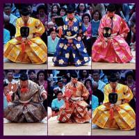 大相撲の行司たち