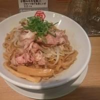 肉汁中華そば  百年本舗(末広町)