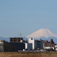 富士山も見納め近いかな