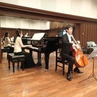 ピッコロクラッセプレゼンツVol.13,14、0才からのチェロとピアノと読み聞かせコンサートの曲目が決まりました。