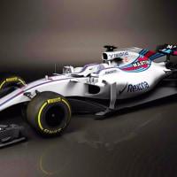 【動画】ウイリアムズF1が全チームに先駆け公開した新車『FW40』
