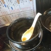 麺屋葵さんの焦がし坦々つけ麺