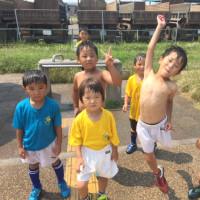 8月2日(日)通常練習 幼児