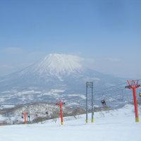 北海道スキーツアー in ニセコアンヌプリ