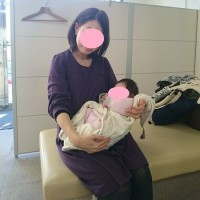 Kちゃん初めまして。【立川市で産後骨盤矯正ならヒロ整骨院 国立市からも多数来院】