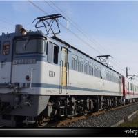 東武鉄道70000系甲種輸送 ・ 東海道本線
