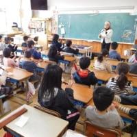 そろばん教室(3年生) リコーダー講習会(2年生)