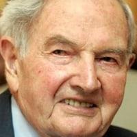 伝説的な財閥を治めるロックフェラー家の当主、デイヴィッド・ロックフェラー氏が101歳で死去した