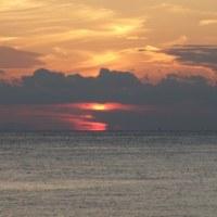 『黄昏時夕日』・・・夏目漱石没後100周年。 そして 『わたしたちの神のために、荒れ野に広い道を通せ。』