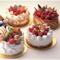 年末ケーキ