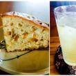 ☆ レモンケーキ&メロン酵素ジュース ☆