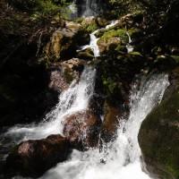 乗鞍岳の滝  前川本谷 本谷ノ滝( 前川本谷大滝 )