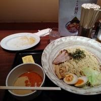 新横浜・鐵匠 で ゴマだれつけ麺