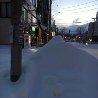 少しは 雪道に慣れたかしらん