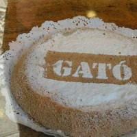 おしらせとアーモンドケーキ