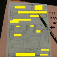 源泉徴収票の大きさが変わった 【2017 確定申告】