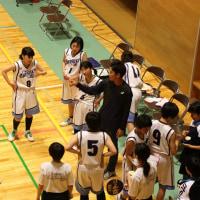 女子バスケ部 選手権県大会 6