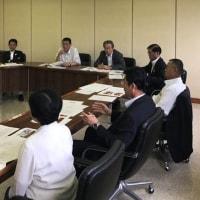 議会活性化調査特別委員会開催