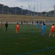 前半終了 アルビレックス新潟U-18セカンド×加茂暁星高校サッカー部