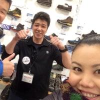 昨日書いてたブログ。2/21、新宿。