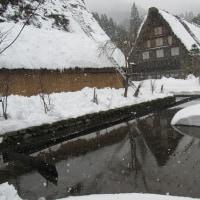 世界遺産・雪降る白川郷 7