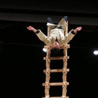 札幌市消防出初式 木遣り保存会の演技