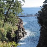城ヶ崎門脇吊橋