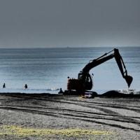 『北浜』 海開き