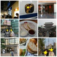 久々に東京
