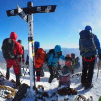 12/17-18 赤岳(2899m)