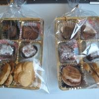 受験生からチョコレート