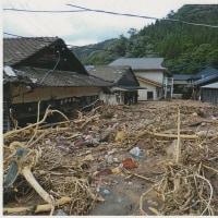 地震の南阿蘇村地獄温泉、週末の土石流による惨状を政治は直視するのか? 横浜放射能ゴミは明日緊急会見。