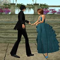 SLには豪華なドレスはいらない