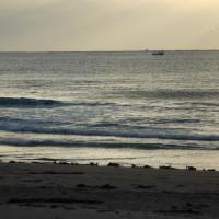 12月7日御宿海岸