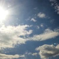 2月11の空模様