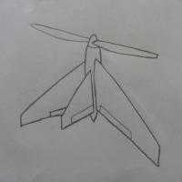 どんな形の飛行機でも飛ぶんです! その14
